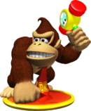 Donkey Kong Artwork - Mario Party 4