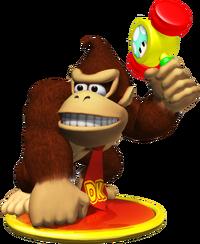 Donkey Kong Artwork - Mario Party 4