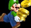 Luigi NSMB2