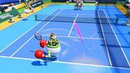 Skelobowser Mario Tennis Ultra Smash screen 6