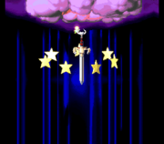 Exor Scheggestella Screenshot - Super Mario RPG Legend of The Seven Stars