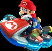 Mario 2 MK8