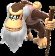 Crancky Kong - DK Tropical Freeze