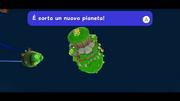 Galassia Uovo (Pianeta Torre) Screenshot - Super Mario Galaxy