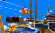 Mario Tanuki Screenshot - Super Mario 3D Land