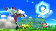 Riflettore Falco Wii U