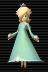 Screenshot 2 Rosalinda Mario Kart Wii