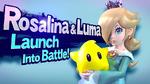 Screenshot Rosalinda Super Smash Bros. Trailer