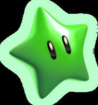 Stella Verde - Super Mario 3D World