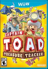 Captain Toad Treasure Tracker - Boxart NA