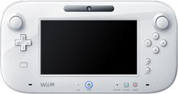 Wii U GamePad (bianco) - Immagine