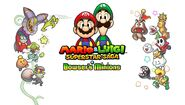 Mario & Luigi Superstar Saga Scagnozzi di Bowser - Group Art