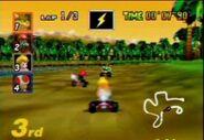 Mario kart 64 3