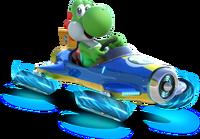 Yoshi Mario Kart 8