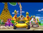 Kart Trionfo Mastro Toad
