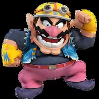 Wario Artwork - Super Smash Bros. per Nintendo 3DS e Wii U