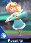Carta Rosalinda baseball 3