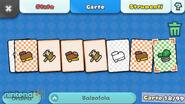 Carte Paper Mario Color Splash