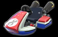 Kart Standard MK8