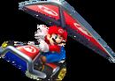 Mario MK7 artwork