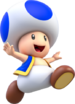 Toad - Super Mario 3D World