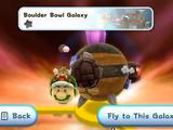 Galassia Bocce di Rocce