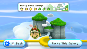 Fluffy Bluff Galaxy