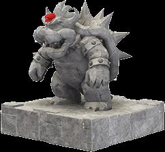 Statua di Bowser