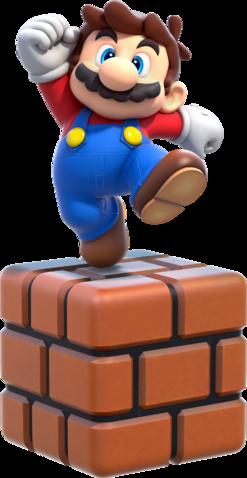 Mario Piccolo - Super Mario 3D World