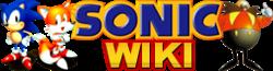 Sonic Wiki - Wordmark