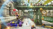 Toad, Mariopolitana Screenshot - Mario Kart 8
