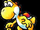 Yoshi giallo