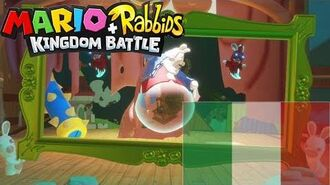 -Mario + Rabbids Kingdom Battle- La canzone di Fantasma