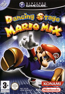 Dancing Stage- Mario Mix