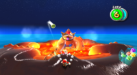 Re Kaliente Screenshot - Super Mario Galaxy