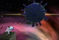 Tarantorex planet