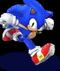 Sonic the Hedgehog Artwork - Super Smash Bros. per Nintendo 3DS e Wii U