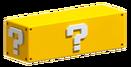 Blocco Mistero Rettangolare - Super Mario 3D Land
