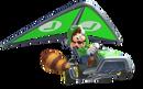 Luigi MK7 super foglia