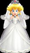 Principessa Peach (abito da matrimonio) Artwork - Super Mario Odyssey