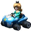 Sprite Rosalinda Mario Kart 7