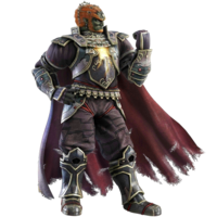 Ganondorf Artwork - Super Smash Bros. per Nintendo 3DS e Wii U