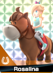 Carta Rosalinda equitazione 1