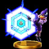 Falco alt trofeo Wii U