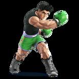 Little Mac Artwork - Super Smash Bros. Per Nintendo 3DS e Wii U