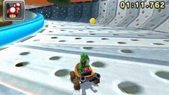 Mario Kart 7 - Wii Coconut Mall
