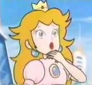 Peach Super Mario Issunboshi