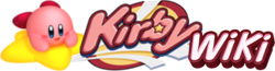 Kirby Wiki - Wordmark