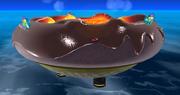 Galassia Uovo (Pianeta di Re Kaliente) Screenshot - Super Mario Galaxy