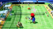 Megasfide Screenshot - Mario Tennis Ultra Smash